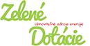 Zelené dotácie Logo